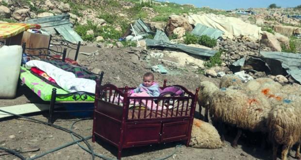 الاحتلال يسمن استيطانه ويصعد إجرامه بالأراضي المحتلة