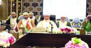 السلطنة تشارك في اللقاء الدوري لرؤساء المحاكم العليا بدول المجلس في الرياض