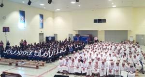 سلسلة محاضرات ينفذها فريق «عبور الربع الخالي» بعدد من المدارس بولاية السيب