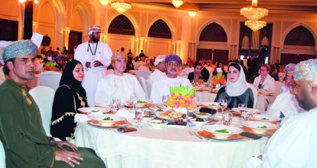 هيثم بن طارق يرعى احتفال جمعية دار العطاء بمرور 10 سنوات على إشهارها
