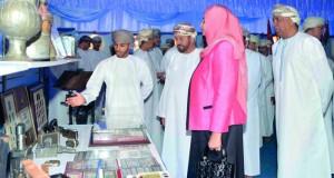 وزيرة التعليم العالي ترعى الأمسية السنوية لسلاح الجو السلطاني العماني