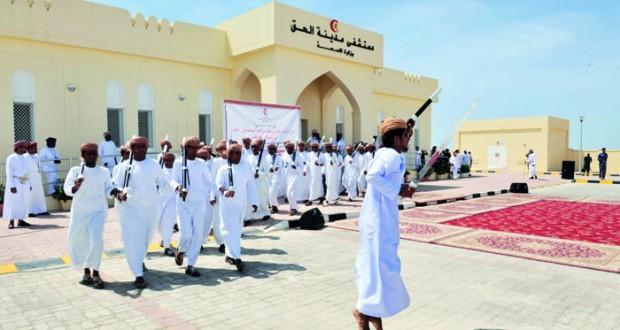 مستشفى مدينة الحق يخدم 80 قرية