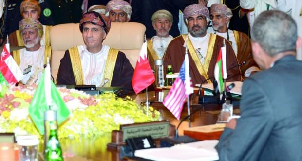 قمة الرياض تؤكد العلاقة الوثيقة بين دول الخليج وأميركا وتركز على مكافحة الإرهاب