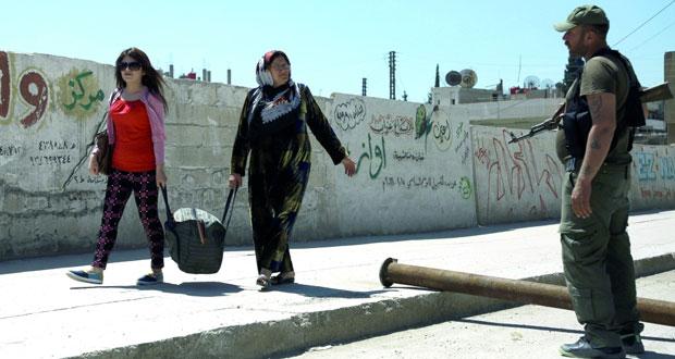 سوريا: قذائف الإرهاب تغتال 4 بينهم طفل في ريف دمشق وحلب