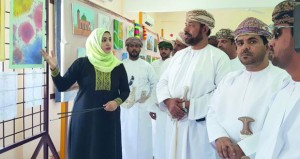 """""""التراث والثقافة""""بمحافظة ظفار تنظم الفعاليات الثقافية بولاية المزيونة"""