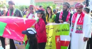 مسرح مزون يشارك في مهرجان بركان الدولي لمسرح الطفل الرابع بالمغرب