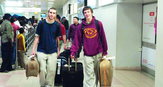 أكثر من 1.9 مليون مسافر عبر مطار مسقط الدولي بنهاية فبراير الماضي
