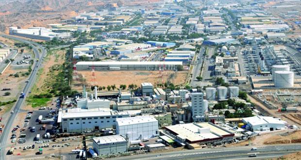 تنفيذ مشروع محطة الصرف الصحي الجديدة بمنطقة الرسيل الصناعية