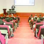"""قسم اللغات والترجمة في جامعة ظفار يشارك الاحتفال بالذكرى المئوية الرابعة لـ """"شكسبير"""""""