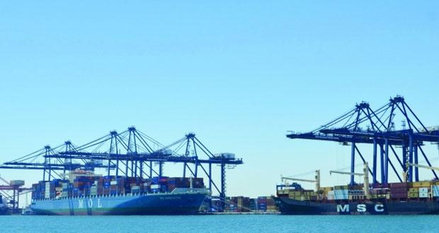 25 مليار دولار إجمالي الاستثمارات بميناء صحار الصناعي