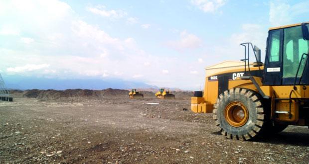الرئيس التنفيذي لمشروع سندان: 55% من أعمال الحفر والتسوية تم إنجازها .. ويونيو المقبل بدء العمل في الأعمال الإنشائية