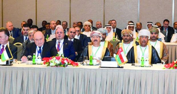 الهيئات المالية العربية تؤكد على ضرورة بذل جهود إضافية لدعم سياسات التنويع الاقتصادي
