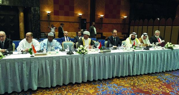 غرفة تجارة وصناعة عمان تشارك في اجتماعات الغرفة العربية الإسلامية بالسعودية
