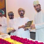 سيرة وحياة محمد المقدم بأمسية الملتقى التاريخي في جامعة السلطان قابوس