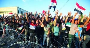 العراق: مقتل 15 (داعشيا) بالرمادي وقصف تركي يستهدف الأكراد