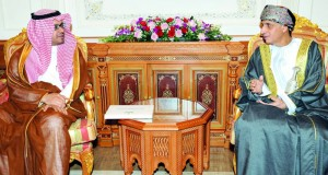 جلالة السلطان يتلقى دعوة لحضور القمة الخليجية الأميركية