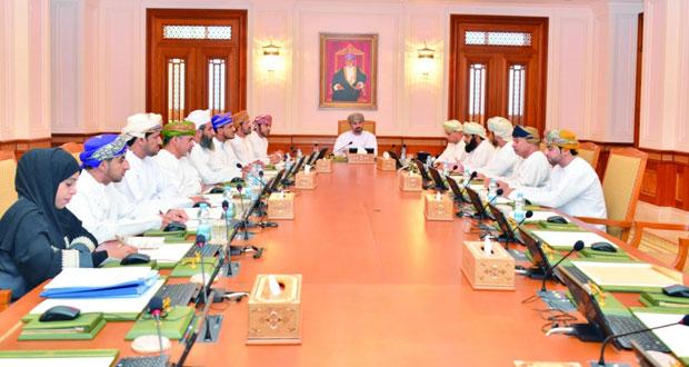 مكتب مجلس الشورى يستعرض ردود الوزراء على أسئلة الأعضاء
