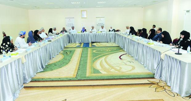 اجتماع اللجنة الوطنية لمتابعة تنفيذ اتفاقية القضاء على جميع أشكال التمييز ضد المرأة