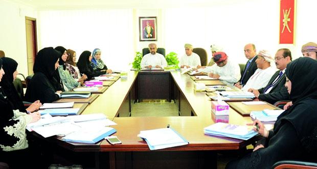 اجتماع لجنة متابعة اتفاقية حقوق الطفل