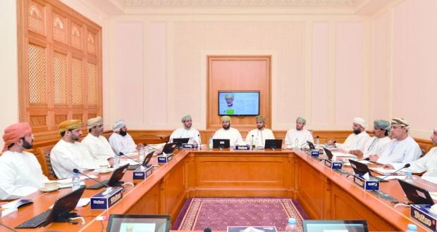 لجنة الشباب والموارد البشرية بالشورى تستضيف رئيس اللجنة الوطنية للشباب