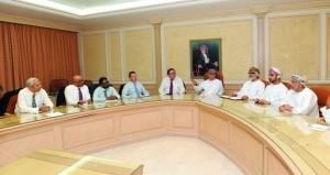 فريق عمل الأمم المتحدة التنسيقي رفيع المستوى يختتم زيارته للسلطنة