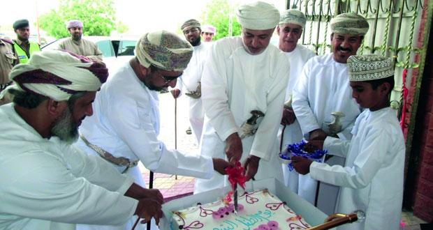 وزير التنمية الاجتماعية يرعى الاحتفال بيوم اليتيم العربي بالظاهرة