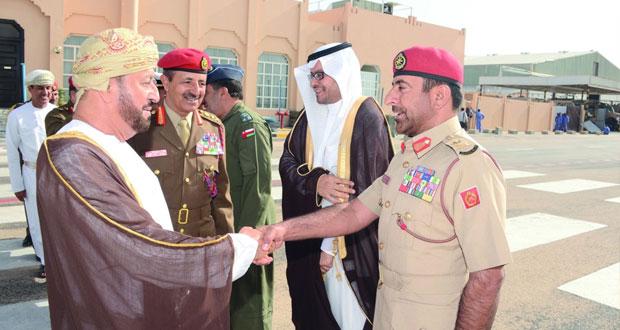الوزير المسؤول عن شؤون الدفاع يتوجه الى المملكة العربية السعودية