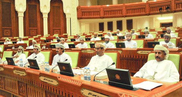 الشورى يقر مشروع قانون الجزاء العماني مشروع القانون تضمن العديد من المواد المستحدثة