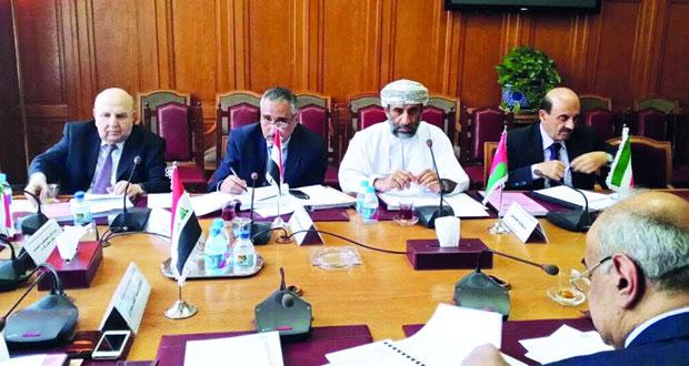 وزارة العدل تشارك في الاجتماع الخامس والثلاثين لمجلس إدارة المركز العربي للبحوث القانونية والقضائية ببيروت