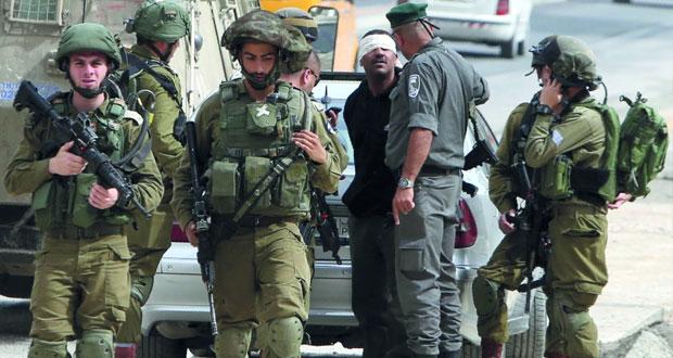 قوات الاحتلال تصعد عدوانها في الأراضي المحتلة وتعتقل وتصيب العشرات