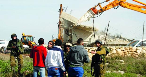 10 منازل مقدسية في مرمى التهديدات الإسرائيلية بالهدم