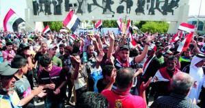 العراق: تأجيل جلسة معتصمي البرلمان والجبوري يدعو إلى الحوار