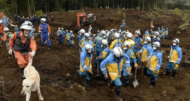 اليابان : زلزال جديد ..والحكومة تعتزم إعلان الجنوب منطقة كوراث