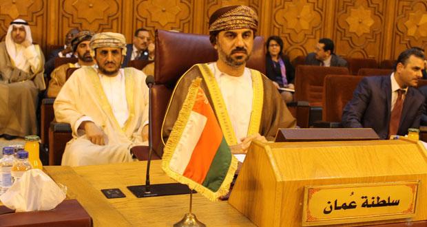 السلطنة تؤكد على إدانة الإرهاب بكافة أشكاله وصوره والتزامها بأهداف وميثاق الأمم المتحدة