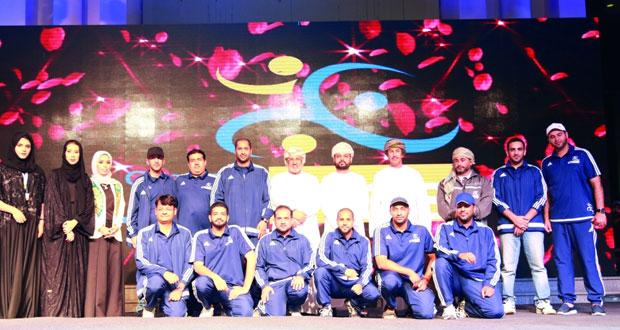 إسدال الستار على فعاليات منافسات النسخة الثانية لأولمبياد عمانتل