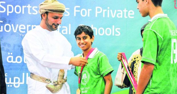 الشويفات أولا ودرة الخليج ثانيا في ختام مسابقة كرة القدم للأيام الرياضية
