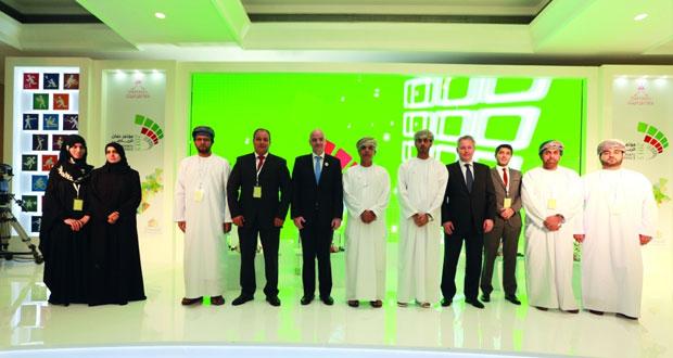 الكشف عن أسماء المتحدثين والشركات الداعمة لمؤتمر ومعرض عمان الرياضي لعام 2016
