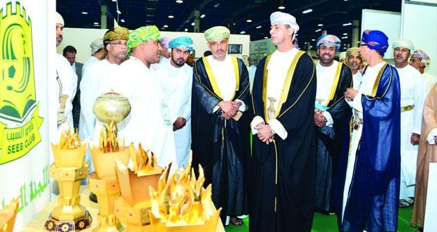 اليوم .. اختتام فعاليات معرض عمان الرياضي بمركز عمان الدولي للمعارض