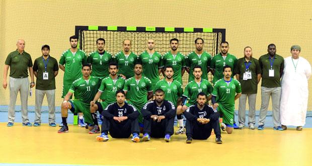 تأهل مسقط وأهلي سداب إلى نهائي مسابقة دوري عام كرة اليد