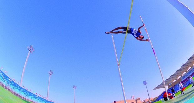 في بطولة غرب آسيا لألعاب القوى..منتخبنا للشباب يرفع رصيده إلى 6 ميداليات ملونة