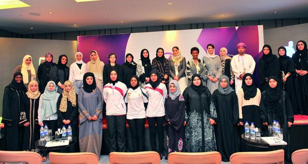 إجماع على ضرورة تواجد المرأة الخليجية الرياضية في رئاسة الاتحادات الرياضية