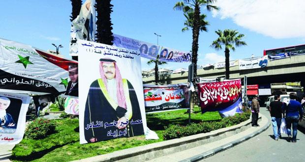 دمشق تجدد التزامها بحوار سوري دون شروط مسبقة