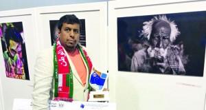 محمد الحجري يحصد المركز الثالث بمهرجان شفشاون الدولي الرابع للتصوير فـي المغرب