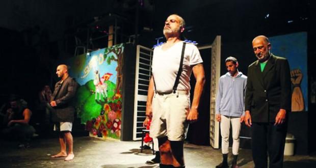 «جوهر فـي مهب الريح» .. عمل مسرحي يفتح نافذة أمل للمحكوم عليهم بالمؤبد والإعدام بسجن لبناني