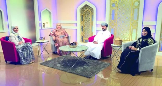 """""""تائهون في العالم الإفتراضي"""" في """"حياتكم"""" على تلفزيون سلطنة عمان .. االيوم"""