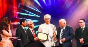 ذهبية للسلطنة في ختام فعاليات المهرجان العربي للإذاعة والتلفزيون بتونس