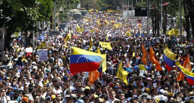 «الحريق» يشتعل في أميركا اللاتينية .. والاتهامات تتجه صوب الولايات المتحدة