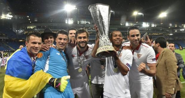 ثلاثية تاريخية لاشبيلية على حساب ليفربول في نهائي الدوري الأوروبي