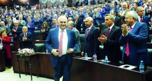 تركيا : أردوغان يوافق على تشكيلة حكومة يلديريم