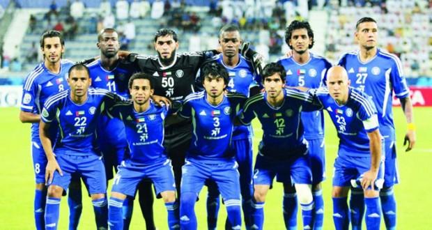 النصر الإماراتي لمواصلة مغامرته أمام تراكتور سازي في دوري أبطال آسيا